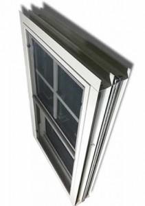 Aluminum Replacement Window