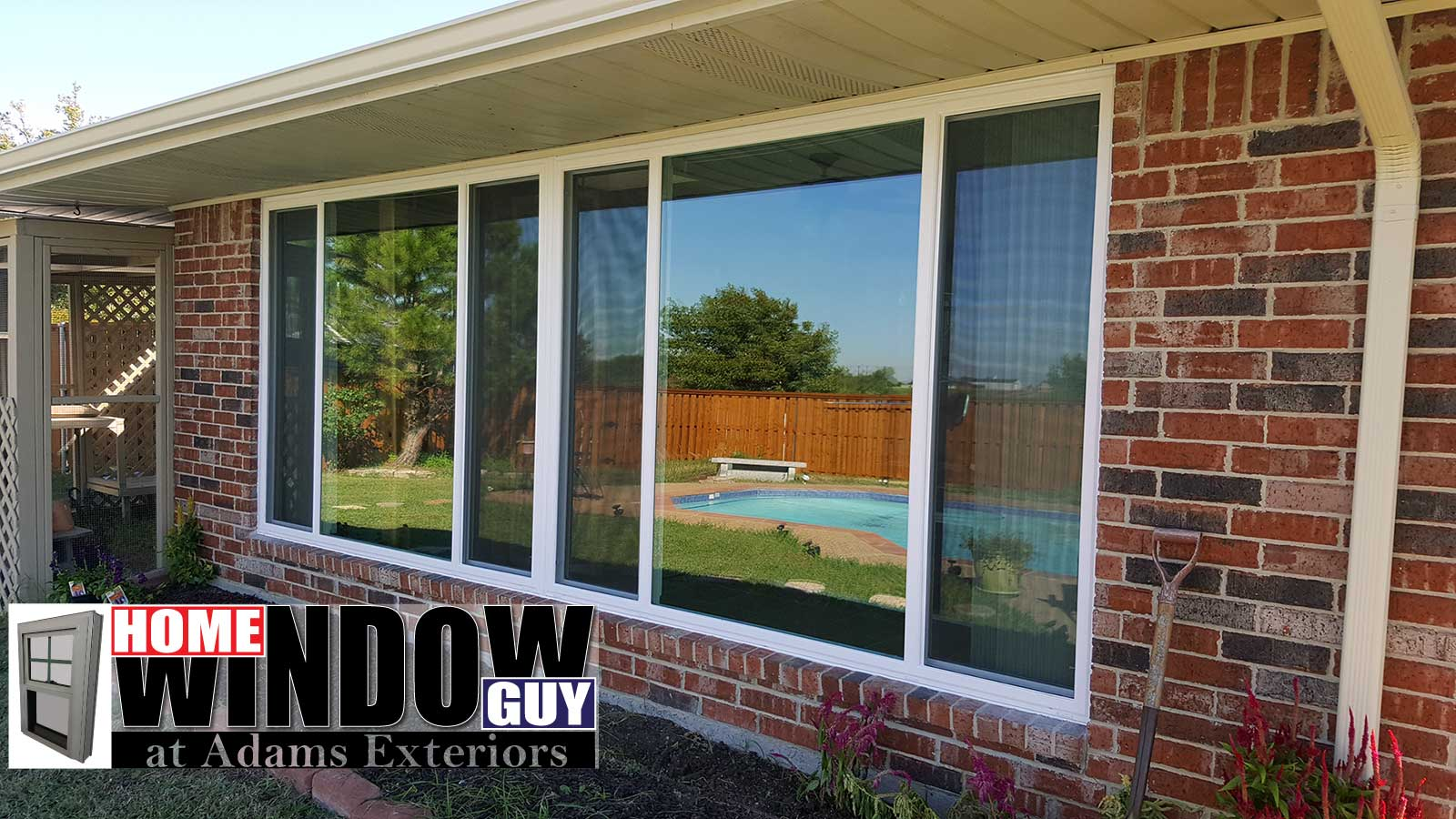 Home window guy replacement windows dallas ft worth tx for Home window replacement