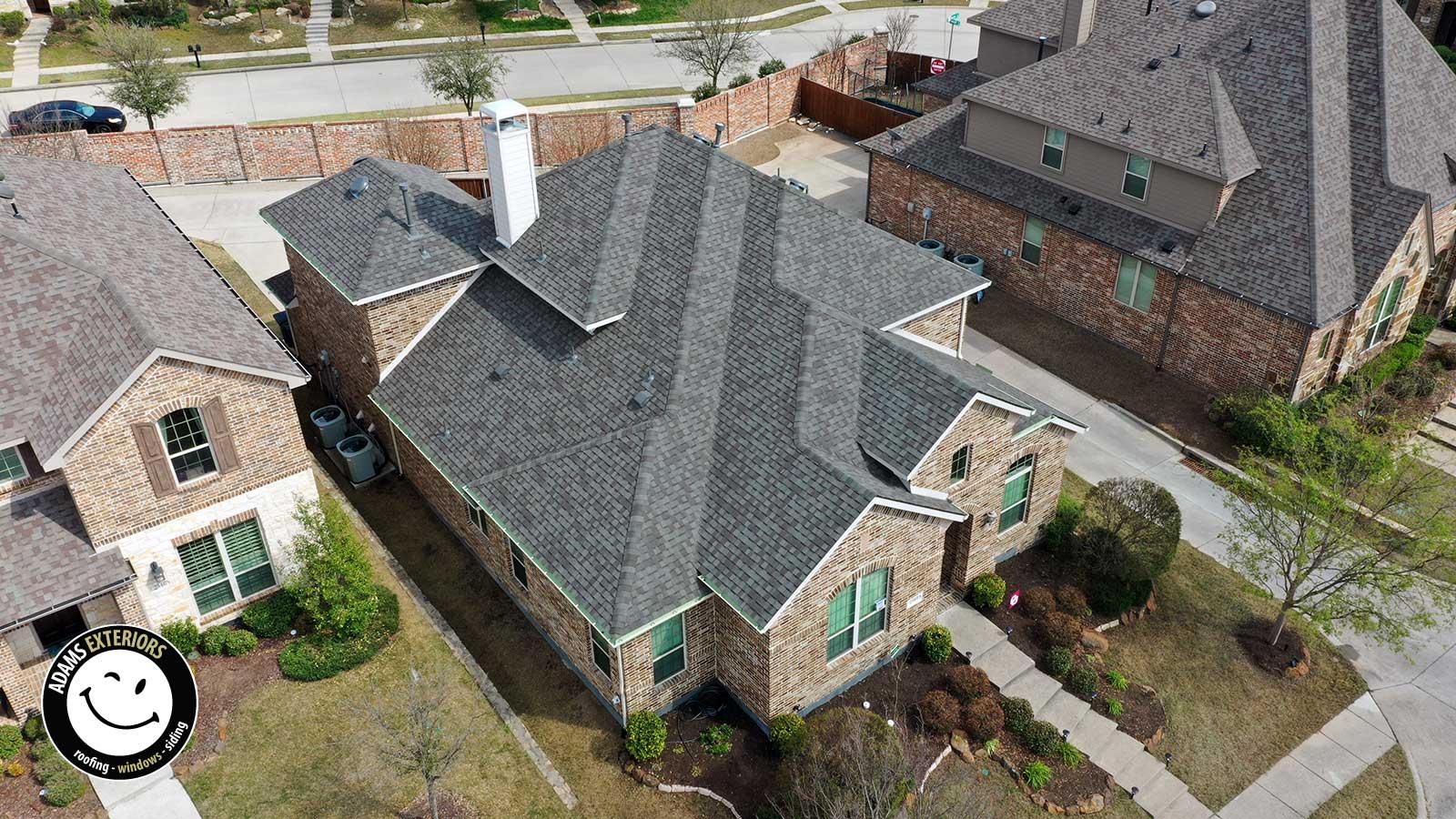 Hail Adams Exteriors Roofing Windows Siding