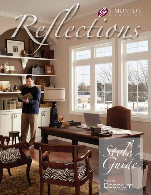 Simonton Reflections 5500 Series Brochure